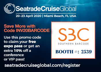 Southern Barcode at the Seatrade Cruise Global